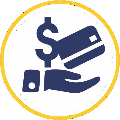 Icono Sistema de pagos